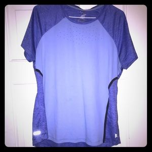 Danskin Dry Fit Fitted T-shirt